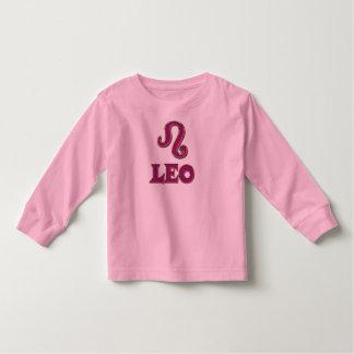 Little Leo Princess Birthday Shirt