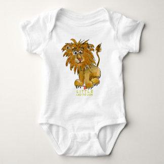 Little Leo the Lion for Infants Baby Bodysuit