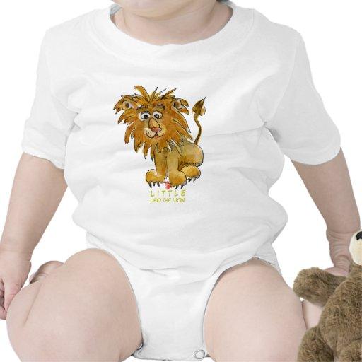 Little Leo the Lion for Infants Romper
