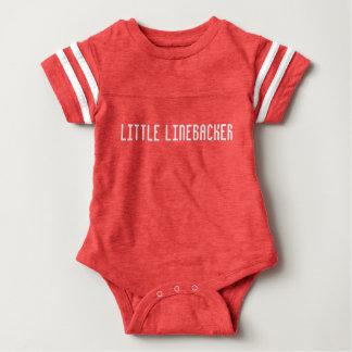 Little Linebacker Baby Bodysuit