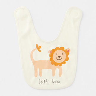 Little Lion Bib