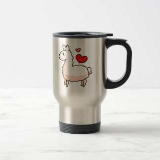 Little Llama Coffee Mug