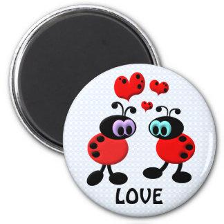 Little Love Bugs Magnet