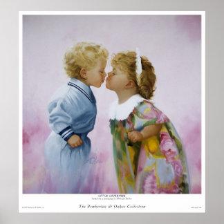 Little Lovebirds Poster
