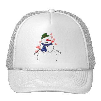 Little Lover Snow Boy Trucker Hats