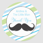Little Man | Baby Shower Favour Sticker