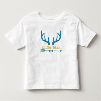 Little Man Toddler T-Shirt