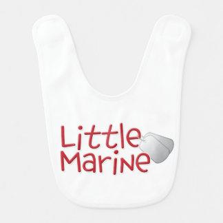 Little Marine Baby Bibs