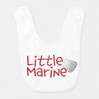 Little Marine Bib