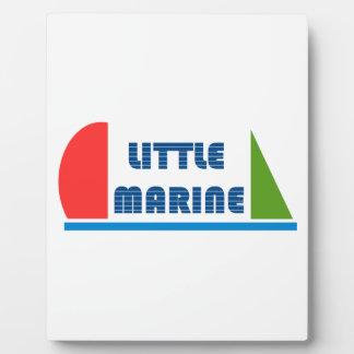 little marine plaque