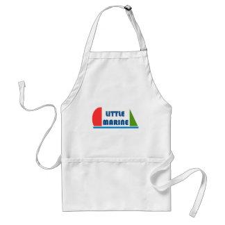 little marine standard apron