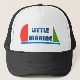 little marine trucker hat