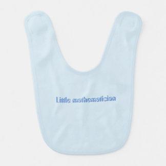 Little mathematician babybib bib