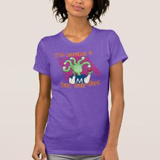 Little Medusa, Having a bad hair day! T Shirt