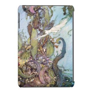 Little Mermaid Edmund Dulac illustration iPad Mini Case