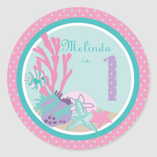 Little Mermaid Sticker 1