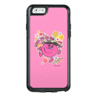 Little Miss Bad   Love To Be Bad OtterBox iPhone 6/6s Case