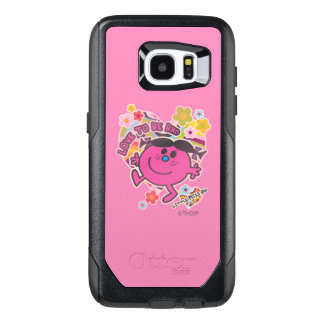 Little Miss Bad | Love To Be Bad OtterBox Samsung Galaxy S7 Edge Case