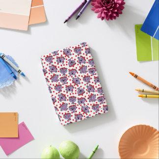 Little Miss Bad   Red Polka Dot Pattern iPad Mini Cover