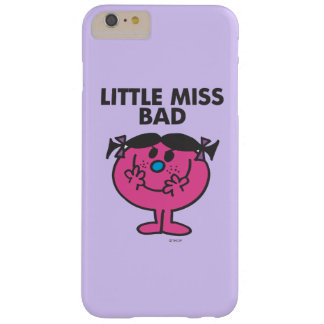 Little Miss Bad | Wicked Smile Barely There iPhone 6 Plus Case