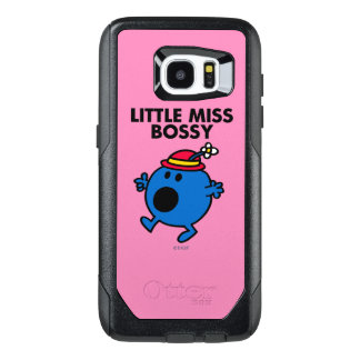 Little Miss Bossy | Black Lettering OtterBox Samsung Galaxy S7 Edge Case