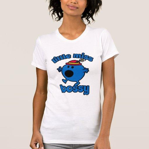 Little Miss Bossy Classic 1 T Shirts