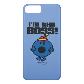 Little Miss Bossy | I'm The Boss iPhone 7 Plus Case