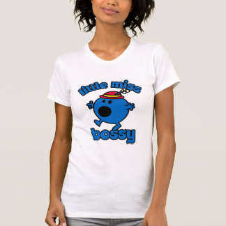Little Miss Bossy On The Move Shirts