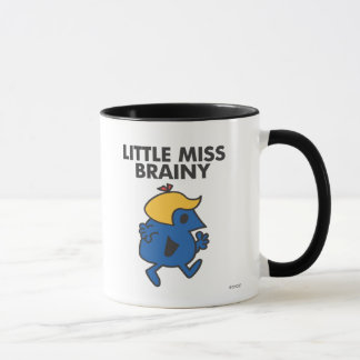 Little Miss Brainy On The Move