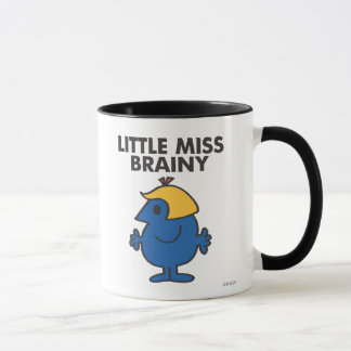 Little Miss Brainy Standing Still
