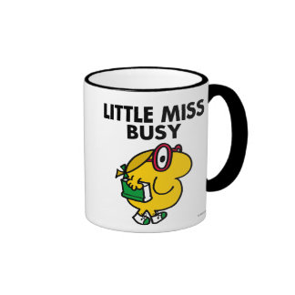 Little Miss Busy Classic Mugs
