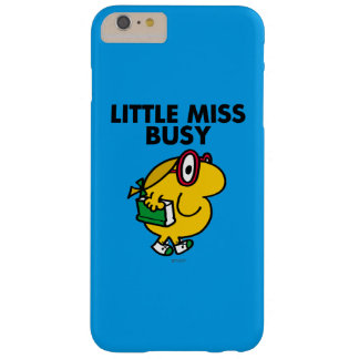 Little Miss Busy | Reading Time Barely There iPhone 6 Plus Case