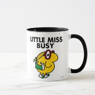 Little Miss Busy | Reading Time Mug