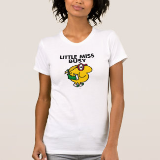 Little Miss Busy | Reading Time Tee Shirt