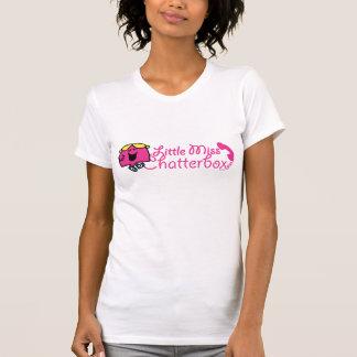 Little Miss Chatterbox 3 Tshirt
