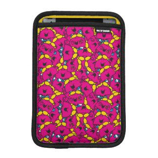 Little Miss Chatterbox | Bright Pink Pattern iPad Mini Sleeve