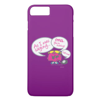 Little Miss Chatterbox & Telephone iPhone 7 Plus Case