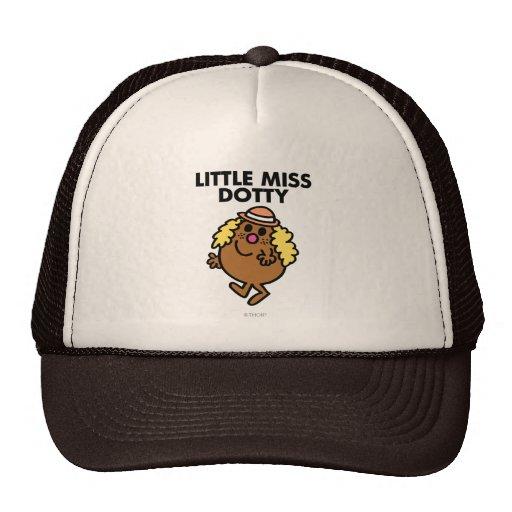 Little Miss Dotty Classic 2 Trucker Hat