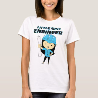Little Miss Engineer T-Shirt