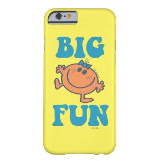 Little Miss Fun | Big Fun Barely There iPhone 6 Case