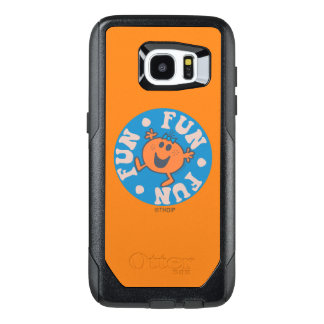 Little Miss Fun Fun Fun OtterBox Samsung Galaxy S7 Edge Case