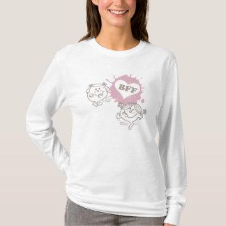 Little Miss Giggles & Little Miss Sunshine   BFFs T-Shirt