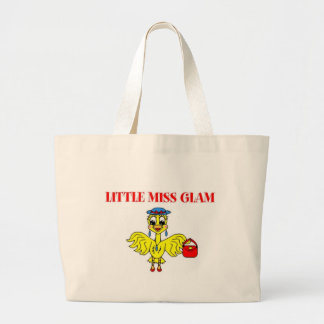 LITTLE MISS GLAM LARGE TOTE BAG