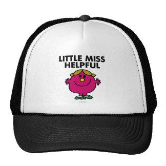 Little Miss Helpful Classic Cap
