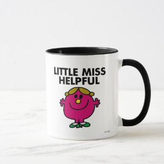 Little Miss Helpful Classic Mug