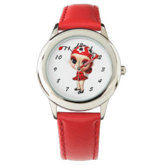 Little Miss Ladybug Watch