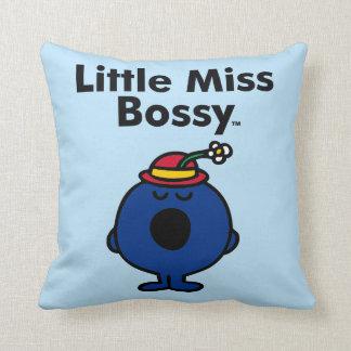 Little Miss | Little Miss Bossy is So Bossy Cushion