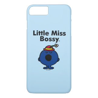 Little Miss | Little Miss Bossy is So Bossy iPhone 8 Plus/7 Plus Case
