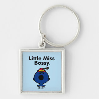 Little Miss | Little Miss Bossy is So Bossy Key Ring