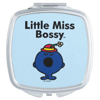 Little Miss | Little Miss Bossy is So Bossy Makeup Mirror